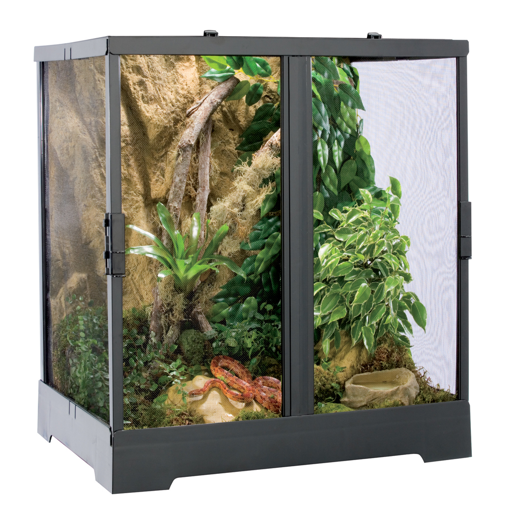 Screen Terrarium 45 X 45 X 45 Cm Pets Quality